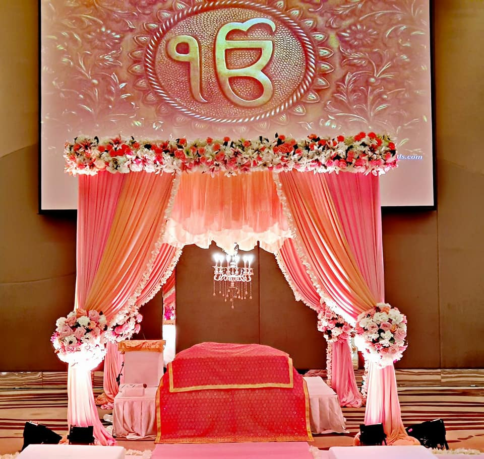 Zankyou – Hindu-Sikh Wedding of Sapna & Rashpal by Neha Mehrotra