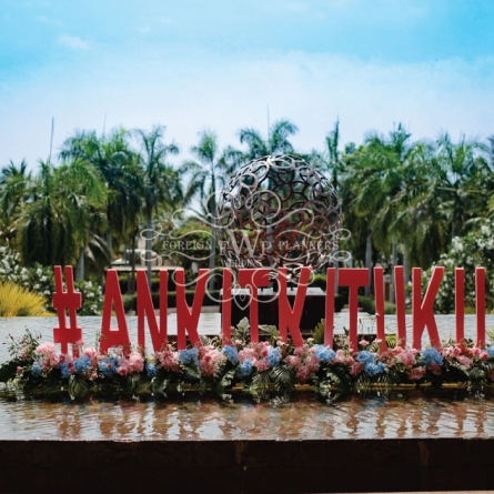 Ankit & Arunima Thailand Wedding – Sheraton Hua Hin, Thailand