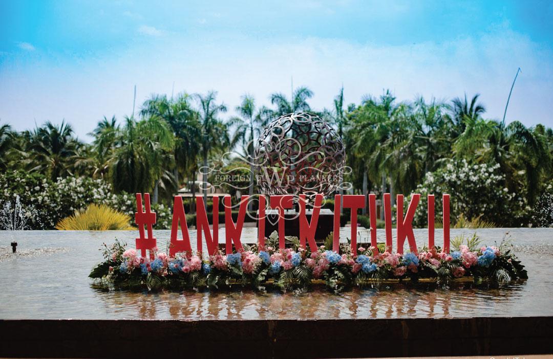 WeddingSutra – Ankit and Arunima Thailand Destination Wedding at Sheraton Resort & Spa, in Hua Hin, Thailand